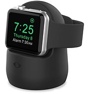 AhaStyle Silicone Stand for Apple Watch Black - Stand