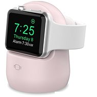 AhaStyle Silicone Stand for Apple Watch Pink - Stand