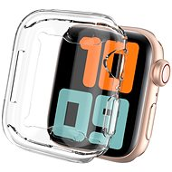 AhaStyle TPU Case for Apple Watch 44mm, Transparent 2pcs - Protective Case