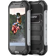 Aligator RX550 eXtremo black - Mobile Phone