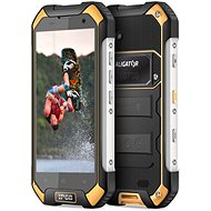 Aligator RX550 eXtremo black/yellow - Mobile Phone