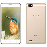 ALIGATOR S5070 Duo 16GB Gold - Mobile Phone