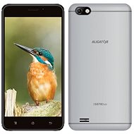 ALIGATOR S5070 Duo 16GB Silver - Mobile Phone