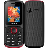 Aligator D210 Dual SIM Red - Mobile Phone