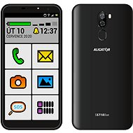 Aligator S5710 Senior 16GB Black - Mobile Phone
