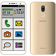 Aligator S5710 Senior 16GB Gold - Mobile Phone