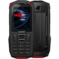 Aligator K50 eXtremo LTE Red - Mobile Phone