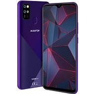 Aligator S6500 Duo Crystal 32GB Purple - Mobile Phone