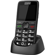 Aligator A675 Senior Black - Mobile Phone