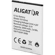 Battery for Aligator S 515 Duo - Battery
