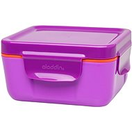 ALADDIN Termobox for food 470ml violet - Snack box