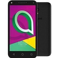 ALCATEL U5 3G Volcano Black/Cocoa Gray - Mobile Phone