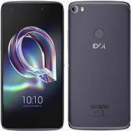 Alcatel IDOL 5S 6060X - Metal Gray - Mobile Phone