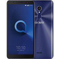 Alcatel 3C Metallic Blue - Mobile Phone