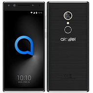 ALCATEL 5 Mettalic Black - Mobile Phone