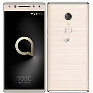 ALCATEL 5 Mettalic Gold - Mobile Phone