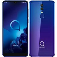 Alcatel 3 gradient purple - Mobile Phone