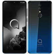 Alcatel 3 2019 gradient blue - Mobile Phone