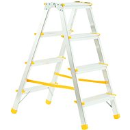 Double-sided Stepladder ALVE Eurostyl Al 4 - Stepladder