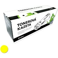 Alza CE322A No. 128A Yellow for HP Printers - Compatible Toner Cartridge