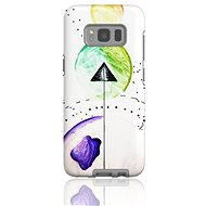 """MojePouzdro """"Direction"""" + Screen protector for Samsung Galaxy S8 - Protective case by Alza"""