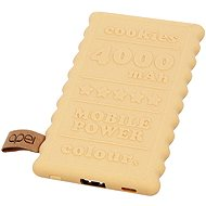 Apei Cookie 4000mAh Beige - Power Bank