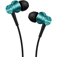 1MORE Piston Fit In-Ear Headphones Blue - Headphones with Mic
