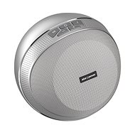 AlzaPower VORTEX V2 Silver - Bluetooth speaker
