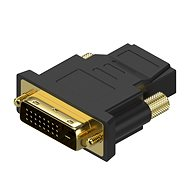AlzaPower DVI-D (24 + 1) (M) to HDMI (F) - Adapter