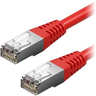 AlzaPower Patch CAT5E FTP 3m Red - Network Cable