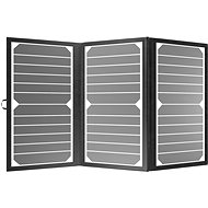 AlzaPower MAX-E 21W black - Solar Panel