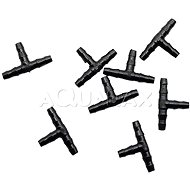 Aquanax AQS003, Connection T 4/7mm, 10 pcs in a package - Hose coupling