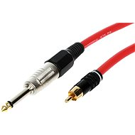 AQ 6.3mm Mono - RCA 5m - Audio Cable