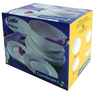 LUMINARC Dining Set CADIX 19 Pieces - Dish set