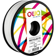OWA Armor - PS 1.75mm, white, 750g - 3D Printing Filament