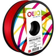 OWA Armor - PS 1.75mm, red, 750g - 3D Printing Filament