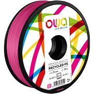 OWA Armor - PS 1.75mm, Pink, 750g - 3D Printing Filament
