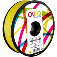 OWA Armor - PS 1.75mm, yellow, 750g - 3D Printing Filament