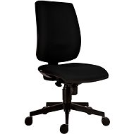 ANTARES 1380 SYN FLUTE D2 black - Office Chair