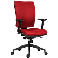 ANTARES 1580 Syn Gala Plus SL BN14 Red + AR08 Armrests - Office Chair