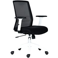 ANTARES Novello white / black - Office Chair