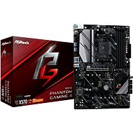 ASRock X570 PHANTOM GAMING 4 - Motherboard