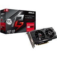 ASROCK Radeon RX570 Phantom Gaming D 8G OC - Graphics Card