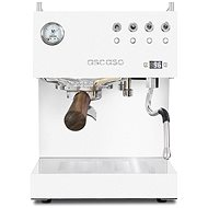 Ascaso DUO PID, White & Wood - Lever coffee machine