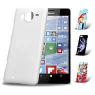 Skinzone customised design Snap for Microsoft Lumia 950 - Protective case in MyStyle