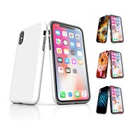 Skinzone Personal Style Tough Cover for APPLE iPhone X - Protective case in MyStyle