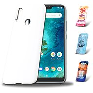 Skinzone Personalised Snap Cover for XIAOMI Mi A2 Lite - Protective case in MyStyle