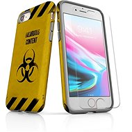 Skinzone Tough for iPhone 8 SLVS0009, At your own risk - Protective case by Alza