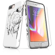 Skinzone Tough for iPhone 8 SLVS0029, How Life Grows - Protective case by Alza