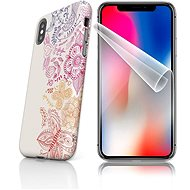 Skinzone Tough for iPhone X SLVS0023, Traditional - Protective case by Alza